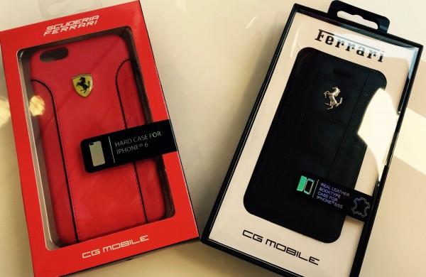 Coque Ferrari