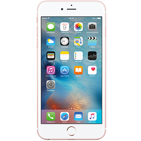 iphone6srose